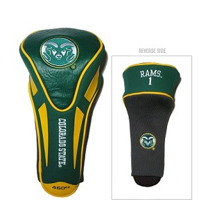Colorado State Rams Apex Golf Driver Head Cover