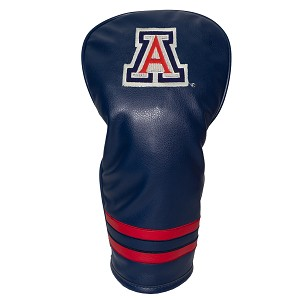 Arizona Wildcats Vintage Golf Driver Head Cover