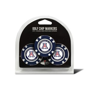 Arizona Wildcats Golf Poker Chip