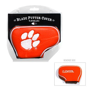 Clemson Tigers Blade Golf Putter Cover