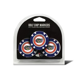 Florida Gators Golf 3 Pack Poker Chip