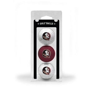 Florida State Seminoles Golf Ball Clamshell