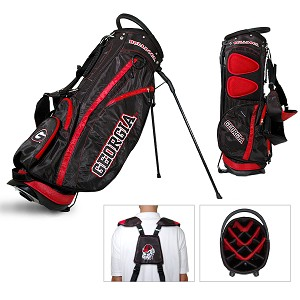 Georgia Bulldogs Golf Fairway Stand Bag