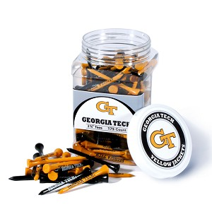 Georgia Tech Yellow Jackets Golf 175 Tee Jar