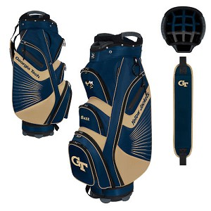 Georgia Tech Yellow Jackets The Bucket Cool Cart Bag