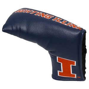 Illinois Fighting Illini Vintage Blade Golf Putter Cover