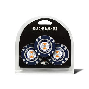 Illinois Fighting Illini Golf 3 Pack Poker Chip