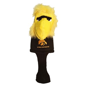 Iowa Hawkeyes Mascot Golf Head Cover