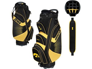 Iowa Hawkeyes The Bucket Cool Cart Bag