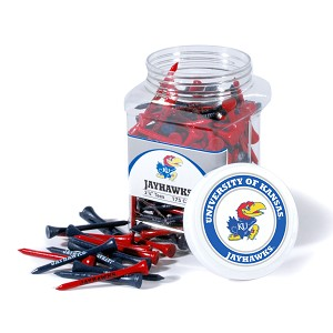 Kansas Jayhawks Golf 175 Tee Jar