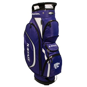 Kansas State Wildcats Golf Clubhouse Cart Bag