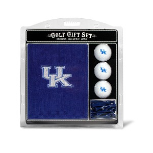 Kentucky Wildcats Embroidered Golf Gift Set