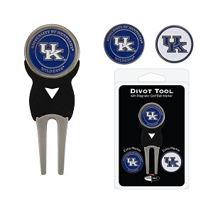 Kentucky Wildcats Golf Divot Tool Set