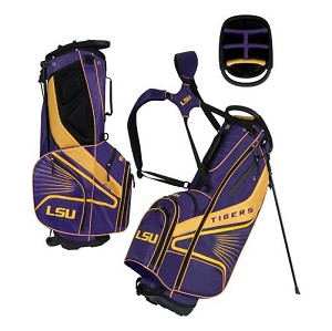 LSU Tigers Gridiron III Stand Bag