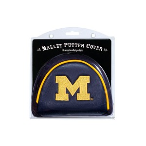 Michigan Wolverines Mallet Golf Putter Cover