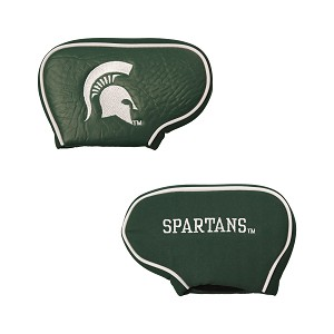 Michigan State Spartans Blade Golf Putter Cover