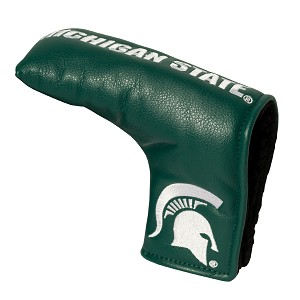 Michigan State Spartans Vintage Blade Golf Putter Cover