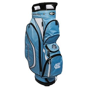 North Carolina Tar Heels Golf Clubhouse Cart Bag