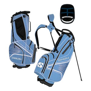 North Carolina Tar Heels Gridiron III Stand Bag