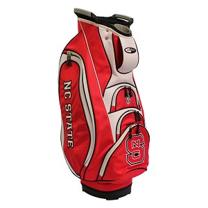 North Carolina State Wolf Pack Victory Golf Cart Bag