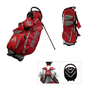 Ohio State Buckeyes Golf Fairway Stand Bag