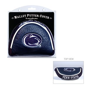 Penn State Nittany Lions Mallet Golf Putter Cover