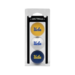 UCLA Bruins Golf Ball Clamshell