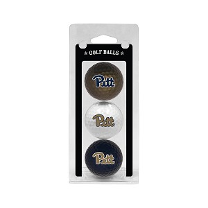 Pittsburgh Panthers Golf Ball Clamshell
