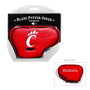 Cincinnati Bearcats Blade Golf Putter Cover