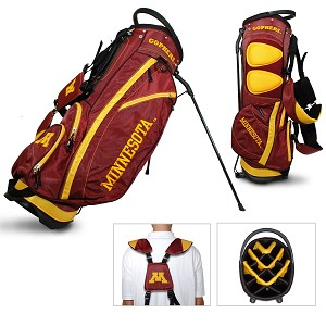Minnesota Golden Gophers Golf Fairway Stand Bag