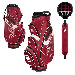 Oklahoma Sooners The Bucket Cool Cart Bag