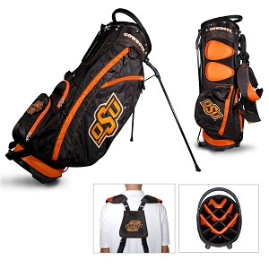 Oklahoma State Cowboys Golf Fairway Stand Bag