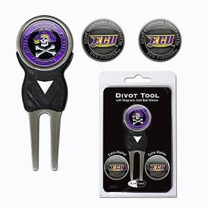East Carolina Pirates Golf Divot Tool Set