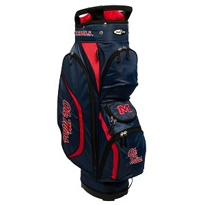Mississippi Rebels Golf Clubhouse Cart Bag