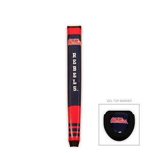 Mississippi Rebels Golf Putter Grip