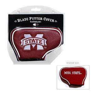 Mississippi State Bulldogs Blade Golf Putter Cover