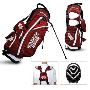 Mississippi State Bulldogs Golf Fairway Stand Bag