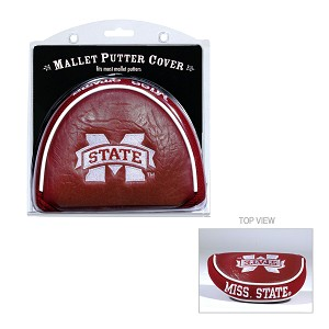 Mississippi State Bulldogs Mallet Golf Putter Cover