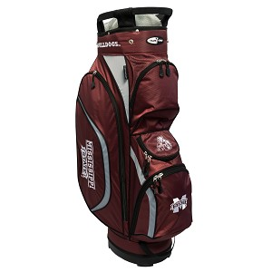 Mississippi State Bulldogs Golf Clubhouse Cart Bag