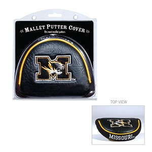Missouri Tigers Mallet Golf Putter Cover