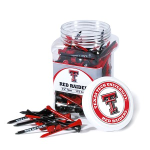 Texas Tech Red Raiders Golf 175 Tee Jar