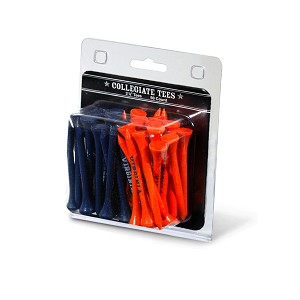 Virginia Cavaliers Golf 50 Imprinted Tee Pack
