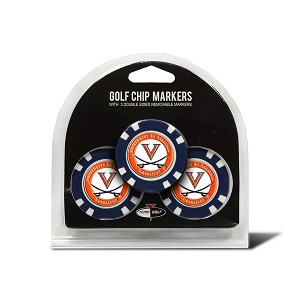 Virginia Cavaliers Golf Poker Chip