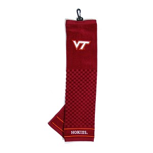 Virginia Tech Hokies Embroidered Golf Towel