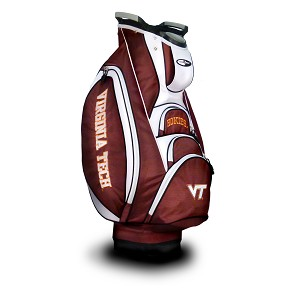 Virginia Tech Hokies Victory Golf Cart Bag