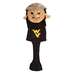 West Virginia Mountaineers Mascot Golf Head Cover