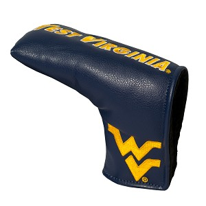 West Virginia Mountaineers Vintage Blade Golf Putter Cover