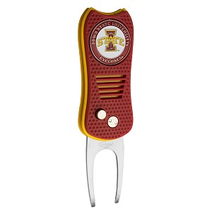 Iowa State Cyclones Golf SwitchFix Divot Tool