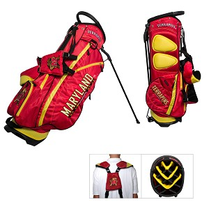 Maryland Terrapins Golf Fairway Stand Bag