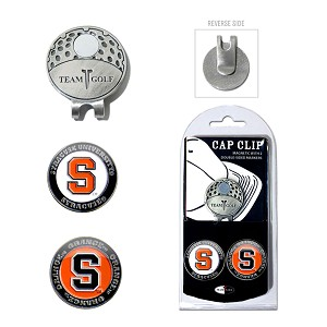 Syracuse Orange 2 Marker Golf Hat Clip